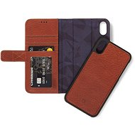 Decoded Leather 2in1 Wallet Brown iPhone XS/X - Mobile Phone Case
