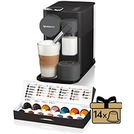 NESPRESSO De'Longhi Lattissima One EN 500 B - Capsule Coffee Machine