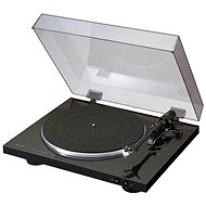 DENON DP-300F Black  - Turntable