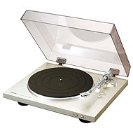 DENON DP-300F Premium Silver - Turntable