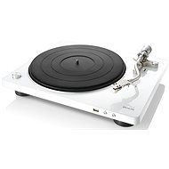 DENON DP-450 USB, White - Turntable