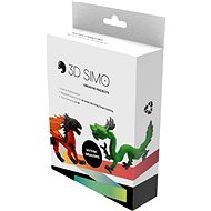 3D Simo Dragon Creative Box - Set