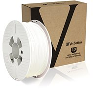 Verbatim PET-G 1.75mm 1kg White - 3D Printing Filament