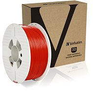 Verbatim PET-G 1.75mm 1kg Red - 3D Printing Filament