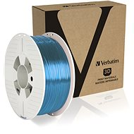 Verbatim PET-G 1.75mm 1kg blue transparent - 3D Printing Filament