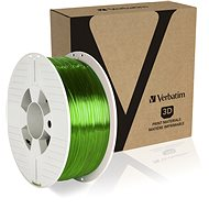 Verbatim PET-G 1.75mm 1kg green transparent - 3D Printing Filament