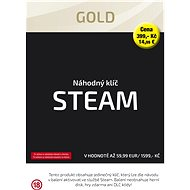 Gold Key (Steam) - Gaming Accessory