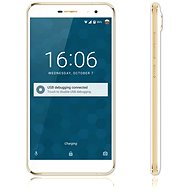 Doogee F7 Pro Gold - Mobile Phone