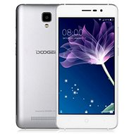 DOOGEE X10 Silver - Mobile Phone