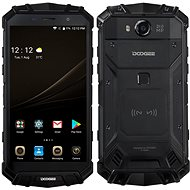 Doogee S60 Mineral Black - Mobile Phone