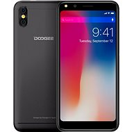 Doogee X53 DualSIM 16GB Black - Mobile Phone