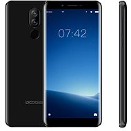 Doogee X60L Dual SIM 16GB Black - Mobile Phone