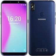 Doogee X80 Dual SIM Blue - Mobile Phone