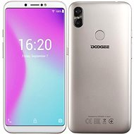 Doogee X80 Dual SIM Gold - Mobile Phone