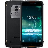 Doogee S55 Lite Orange - Mobile Phone