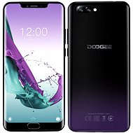 Doogee Y7 Plus Purple - Mobile Phone