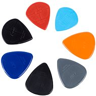 D-GRIP Mix Pack, Medium-Hard - Plectrum