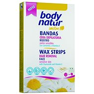 BODYNATUR Chamomile 12 pcs - Strips