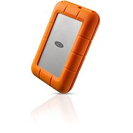 Lacie Rugged Mini 5TB, Grey - External Hard Drive