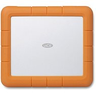 Lacie Rugged Raid Shuttle 8TB, Grey - External Hard Drive