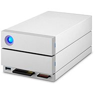 LaCie 2Big Dock 32TB Thunderbolt3 - External Hard Drive