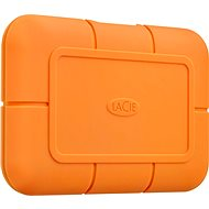 Lacie Rugged SSD 500GB, Orange - External Hard Drive