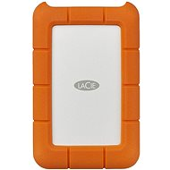 "LaCie 2.5"" Rugged 2TB + 2-year SRS Rescue - External hard drive"