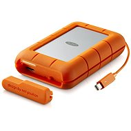 LaCie Rugged Thunderbolt 4TB - External hard drive