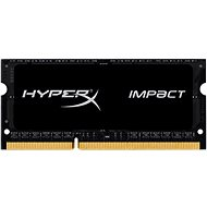 HyperX SO-DIMM 4GB DDR3L 1866MHz Impact CL11 Black Series - System Memory