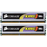 CORSAIR 4GB KIT DDR3 1600MHz CL9 XMS3 DHX - System Memory