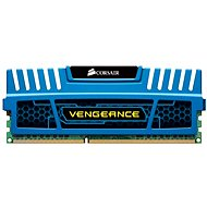 Corsair 8GB DDR3 1600MHz CL10 Blue Vengeance - System Memory