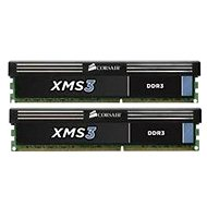 Corsair 8GB KIT DDR3 1600MHz CL9 XMS3 - System Memory