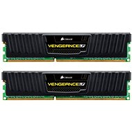 Corsair 8GB KIT DDR3 1600MHz CL9 Vengeance Low Profile - System Memory