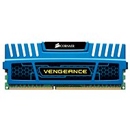 Corsair 4GB DDR3 1600MHz CL9 Blue Vengeance - System Memory