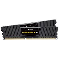 Corsair 8GB KIT DDR3 1600MHz CL9 Vengeance LP Black - System Memory