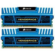 Corsair 8GB KIT DDR3 1600MHz CL9 Blue Vengeance - System Memory