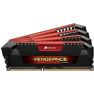 Corsair 32GB KIT DDR3 2400MHz CL11 Vengeance Pro Red - System Memory