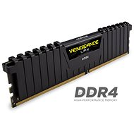 Corsair 8GB DDR4 2400MHz CL16 Vengeance LPX Red - System Memory