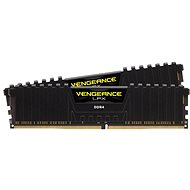 Corsair 16GB KIT DDR4 3200MHz CL16 Vengeance LPX Black - System Memory