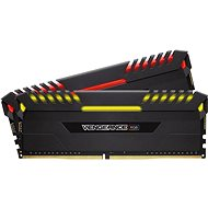 Corsair 16GB KIT DDR4 3000MHz C15 Vengeance RGB Series - System Memory