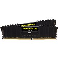 Corsair 64GB KIT DDR4 3000MHz CL16 Vengeance LPX black - System Memory