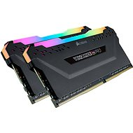 Corsair 32GB KIT DDR4 3466MHz CL16 Vengeance RGB PRO Series black - System Memory