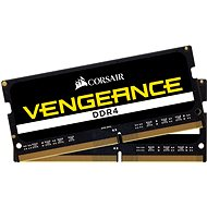 Corsair SO-DIMM 16GB KIT DDR4 2666MHz CL18 Vengeance Black - System Memory