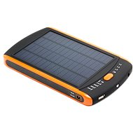 DOCA Powerbank Solar 23000mAh black/orange - Power Bank