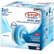 CERESIT Stop Moisture Aero 360 replacement tablets 2in1 2 x 450 g - Dehumidifier