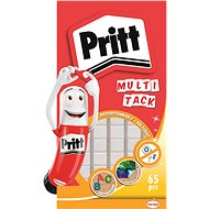 Pritt Multi-Fix Double-Sided Adhesive Tabs 65-pack - Adhesive rubber