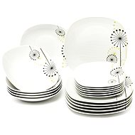 DOMESTIC Dining set VANESA 18pcs - Dish set