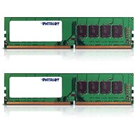 Patriot 8GB KIT DDR4 2400Mhz CL16 Signature Line - System Memory