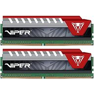 Patriot Viper Elite Series 8GB KIT DDR4 2400Mhz CL15 RED - System Memory