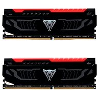 Patriot Viper LED Series 8GB KIT DDR4 3000Mhz CL15 DDR4 RED - System Memory